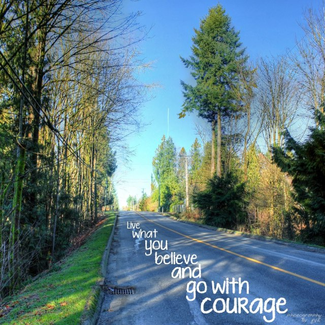Go With Courage