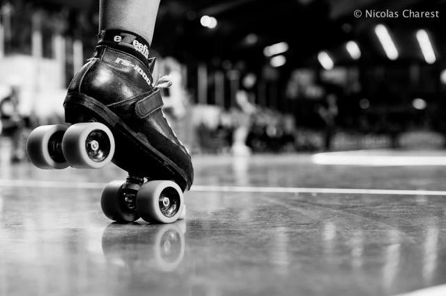 Derby Skate - Nicholas Charest