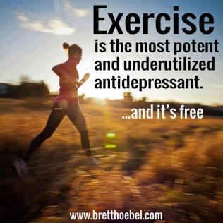 Exercise Underutilized