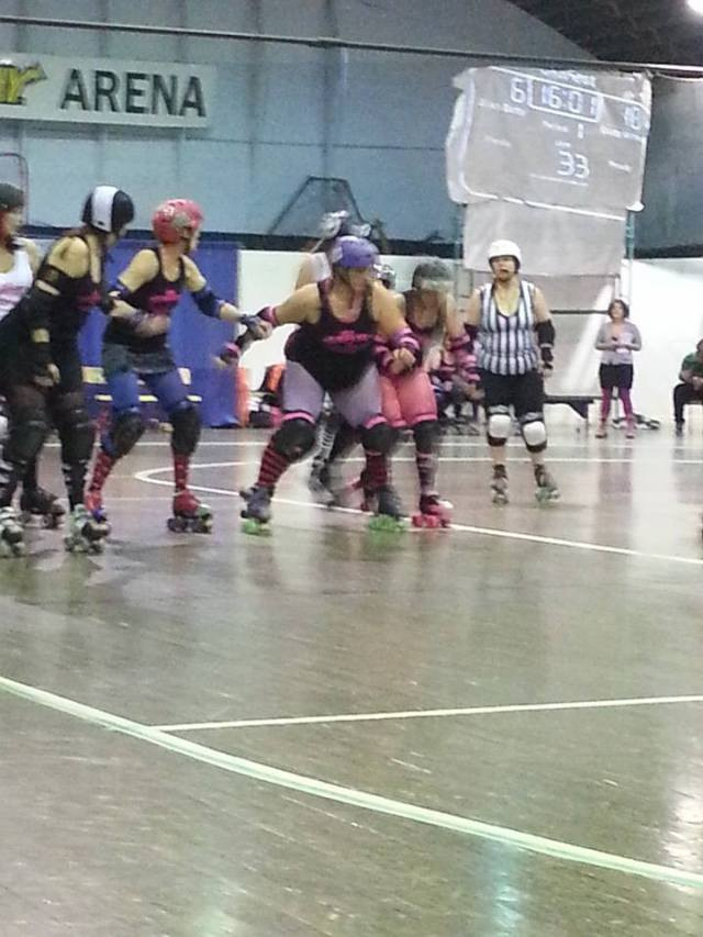 Skating First Bout