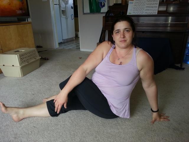 2014-04-23 Yoga Pose