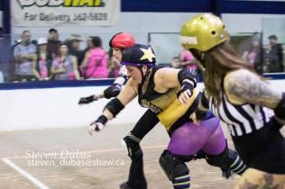 Derby vs Killbillies lead